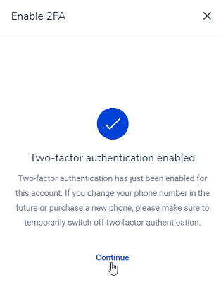 Security: How to enable Two-Factor authenticationCryptocurrency Trading Signals, Strategies & Templates | DexStrats