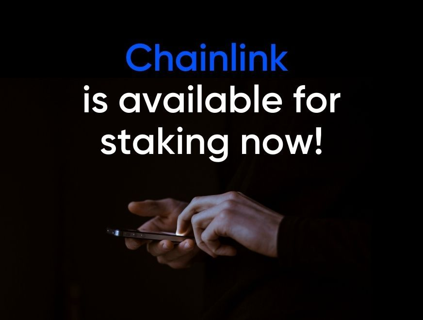 Staking Updates: Chainlink (LINK) Added, APY Adjustments, Easier Compounding